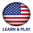 Learn and play. American English words, vocabulary apk
