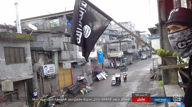 How ISIS infiltrated the Philippines