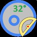 Inclinometer icon