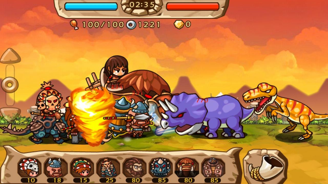 Caveman Quiz : Caveman vs dino android apps on google play