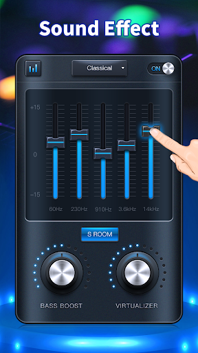 Equalizer: Bass Booster & Volume Booster ss2