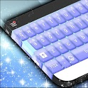 Simple Silk Keyboard Theme icon