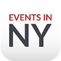 Events in New York by Evensi icon