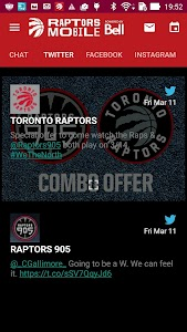 Raptors Mobile screenshot 3