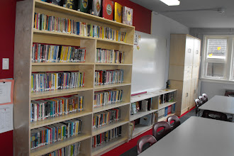 Photo: New Library!