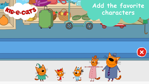 Kid-E-Cats Playhouse filehippodl screenshot 2