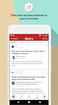 screenshot of Quora — Questions, Answers, and More