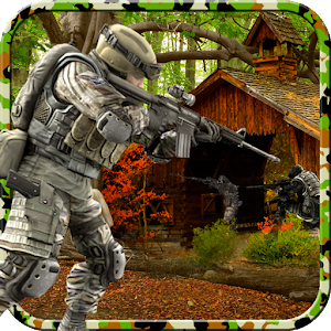 Forest Commando Shooting for PC and MAC