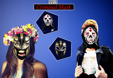 Criminal Mask Saloon - náhled