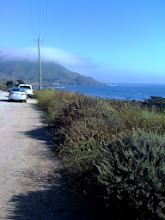Photo: As we headed down the coast, we were awestuck by the beauty it held. These pictures do not do it justice.
