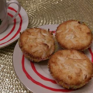 Carbquik Coconut Mini-Muffins.