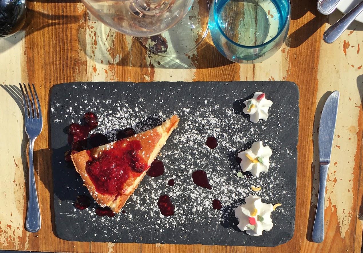 Cheesecake Manapany Ibiza