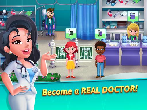 Medicine Dash - Hospital Time Management Game modavailable screenshots 6