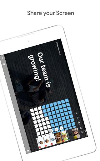 Google Meet - Secure Video Meetings 44.5.324814572 Screenshots 14
