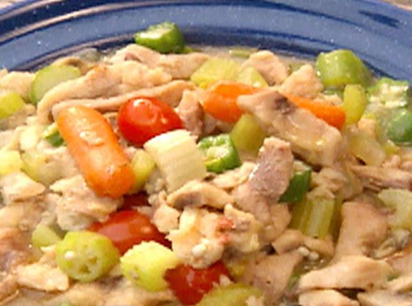 Charlie's Catfish Stew Recipe