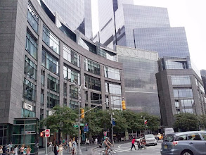 Photo: Hang around Time Warner Center often? I know I do! It's one of my favorite spots in the city! You can eat, shop, and sightsee all at once. Also, I've seen plenty of celebrities in this neck of the forest ;
