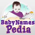 Baby Names Pedia icon