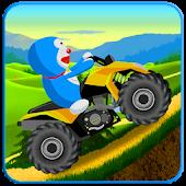 Tải Doremon ATV Hill Racing miễn phí