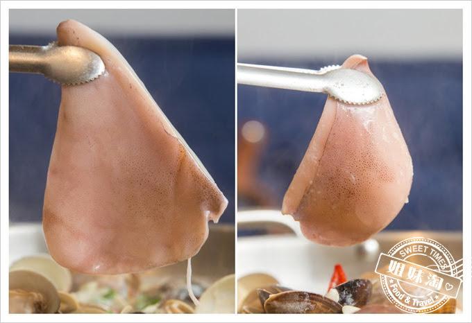 春囍打邊爐菜單魷魚
