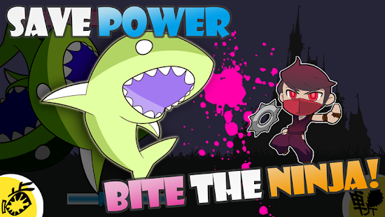 Zombie Shark vs Ninja- screenshot thumbnail