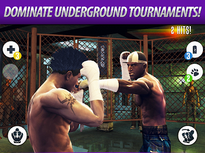 Real Boxing [VIP/ OURO E DINHEIRO INFINITO] 10