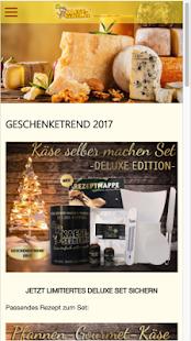 Käse selber machen - náhled