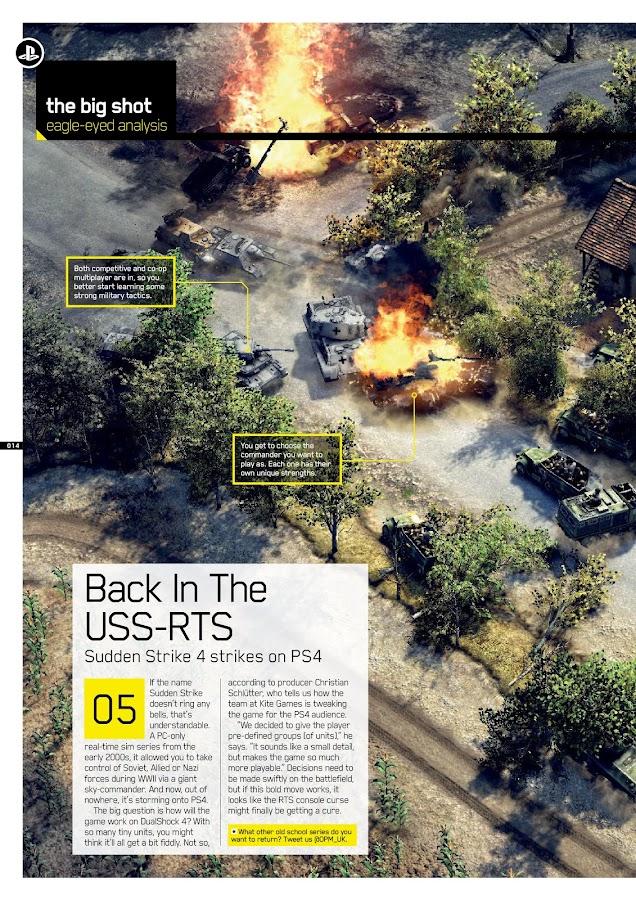 Official PlayStation Magazine (UK Edition)- screenshot