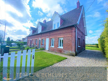 maison à Saint-Nicolas-d'Aliermont (76)
