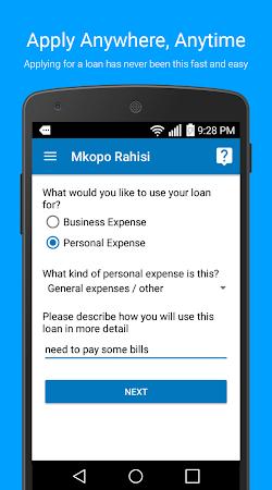Mkopo Rahisi (Kenya) 5.0 screenshot 350730