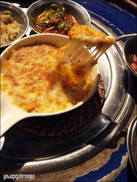 笨豬跳韓式烤肉 Bungy Jump Korean BBQ-朝富店 誰說冬天一定要吃鍋