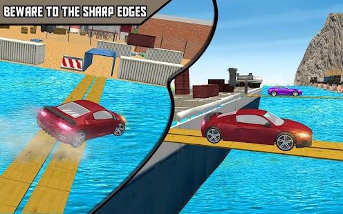 Free Car Parking on Cargo Ship - náhled