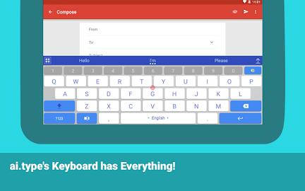 ai.type keyboard Plus + Emoji Screenshot 10