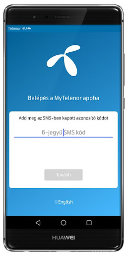 MyTelenor, Hungary 3.0.12 screenshots 1