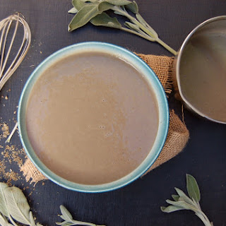 Whole Food Plant Based Brown Gravy