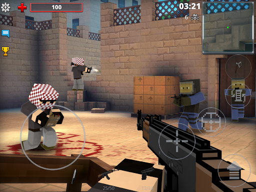 Pixel Strike 3D - FPS Gun Game  screenshots 11