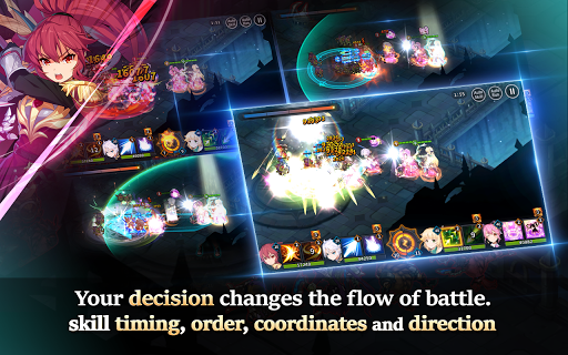 Screenshot for GrandChase in United States Play Store