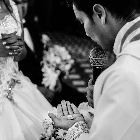 Fotógrafo de bodas Binson Franco (binson). Foto del 14.02.2018