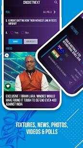 CricketNext – Live Score & News 2