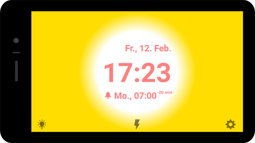 Gentle Wakeup Pro Alarm Clock Apps for Android screenshot