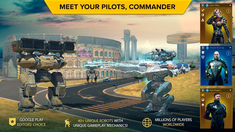 War Robots Screenshot 10
