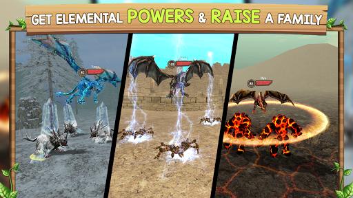 Dragon Sim Online: Be A Dragon  screenshots 14