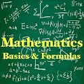 Mathematics basics & formulas icon