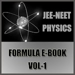 JEE NEET PHYSICS FORMULA EBOOK VOL 1 UPDATED 2018 1.0