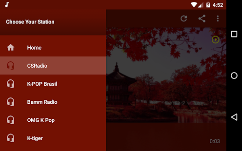 K-Pop Radios – Korean Pop Live! 12