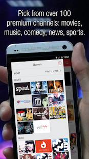 Flipps TV - Movies, Music & TV- screenshot thumbnail