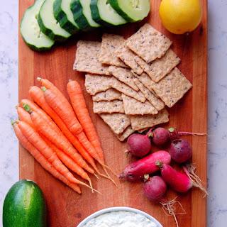 Greek Yogurt Dip for Veggies.