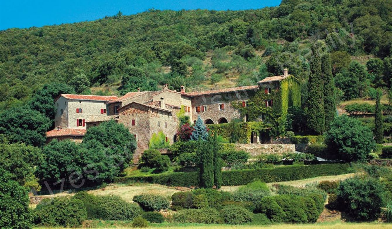 House with pool and garden Anduze