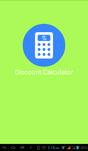 Percentage Calculation