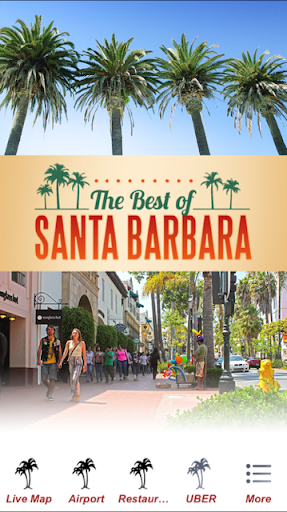 【免費旅遊App】Downtown Santa Barbara-APP點子
