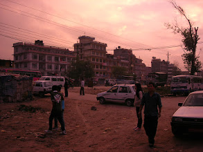 Photo: Early morning in Kathmandu